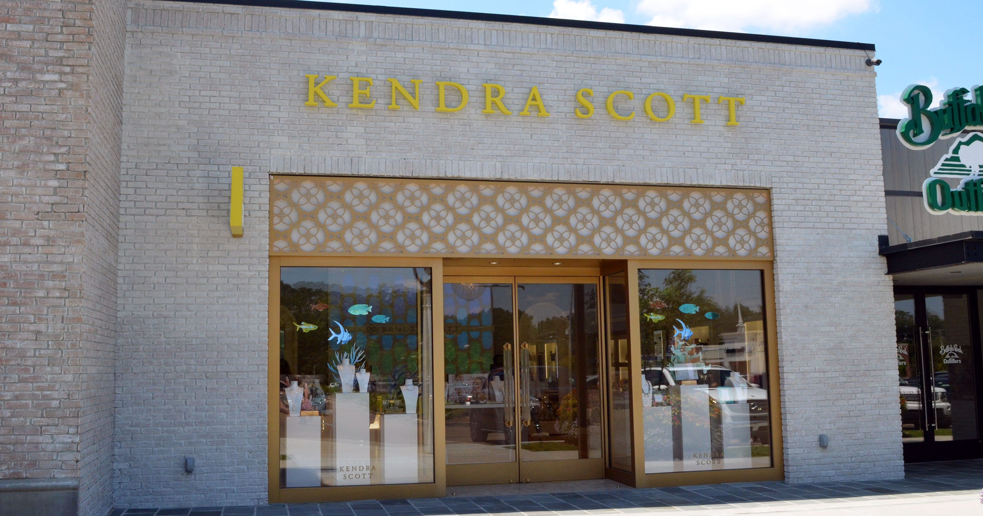 Kendra Scott Finds Highland Village Home
