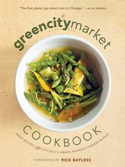 """The Green City Market Cookbook"""