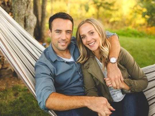 Engagements: Marie Omann & Dr. Isaac Perry