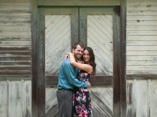 Engagements: Rilee Dupuis & Dirk Guidry