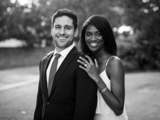 Engagements: Aaron Brown & Alexis Gilmore