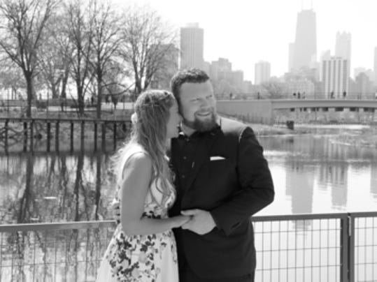 Engagements: Leslie Venetz & Christopher Tubis