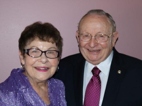 Anniversaries: John Ranek & Jeanne Ranek