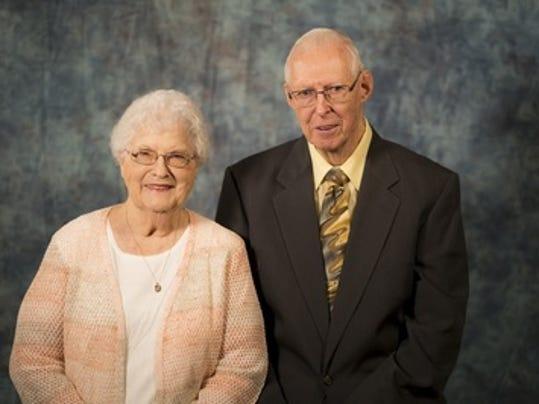 Anniversaries: Richard Lerdal & Joyce Lerdal