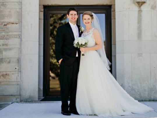 Weddings: Kelly Coppock & Bryan Brinson