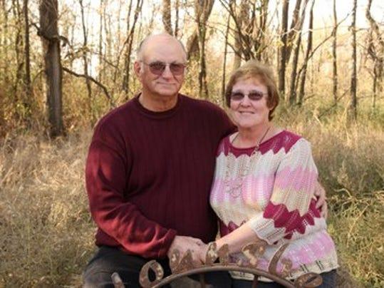 Anniversaries: Dennis Lounsbery & Cheryl Lounsbery