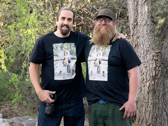 Chad Castigliano and Tim Wilson.