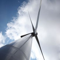 An Italian company intends to build a wind farm in central Iowa.