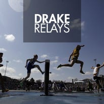 Coverage of the Drake Relays.