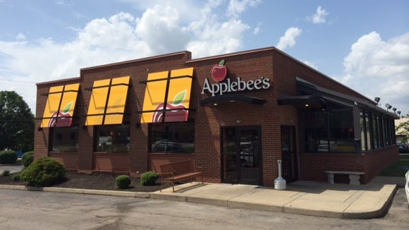 The Applebee's restaurant in Westwood has gotten a remodel