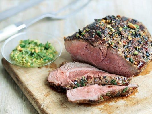 2 FRM lamb recipes
