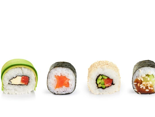 Learn to make sushi at Mayday Brewery on June 29.