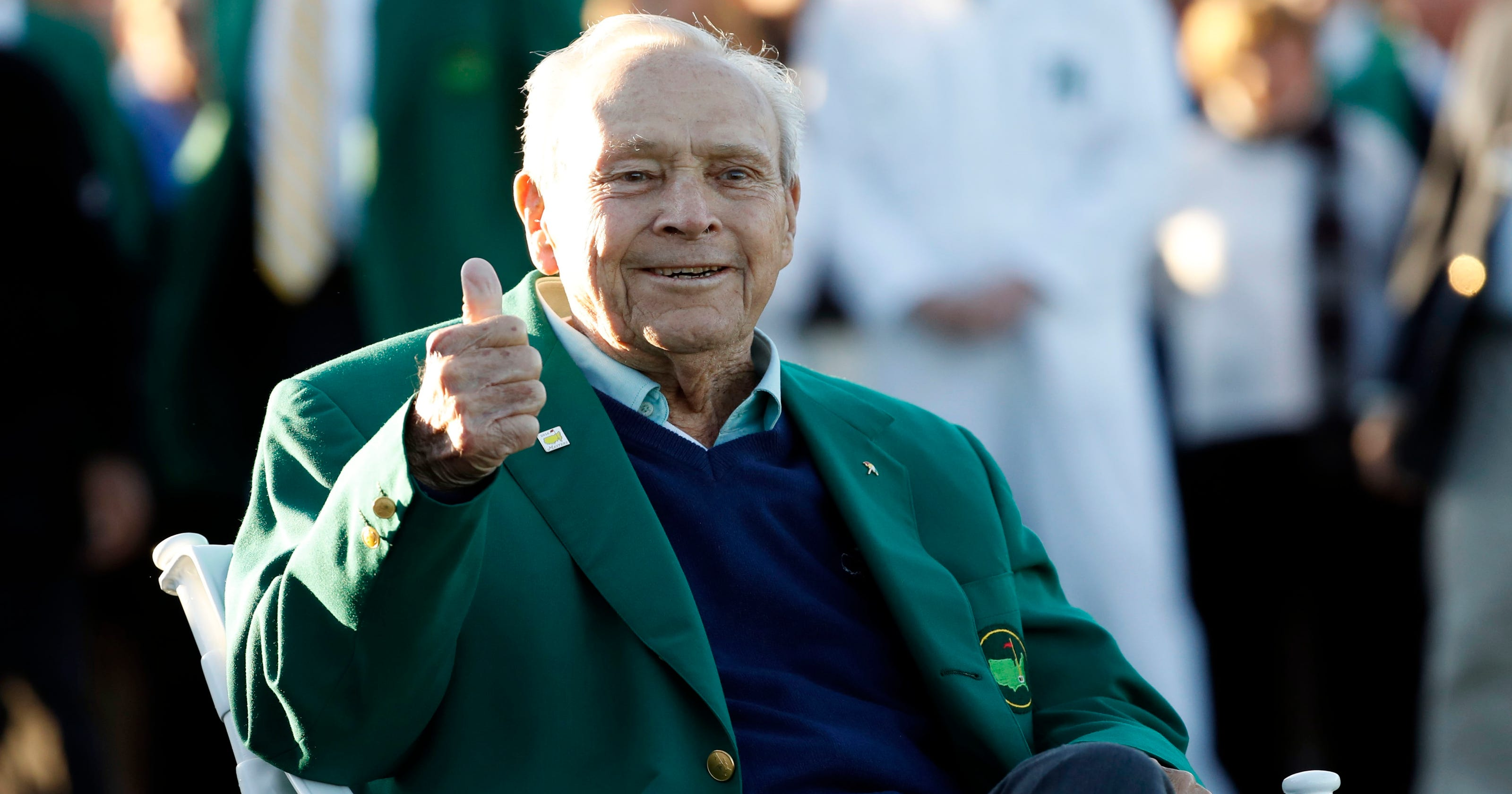 7372c1500 Arnold Palmer: 'The King' of golf dies at 87