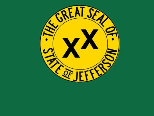 #stockphoto - State of Jefferson logo