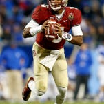 Quarterback Jameis Winston and the Florida State Seminoles enter as the team to beat in 2015.