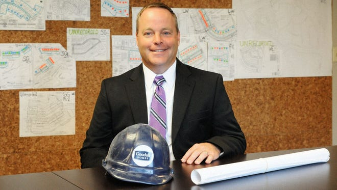 Todd Reynolds is vice president of sales at Goodall Homes.