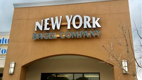 New York Bagel Company is expected to open a Lafayette