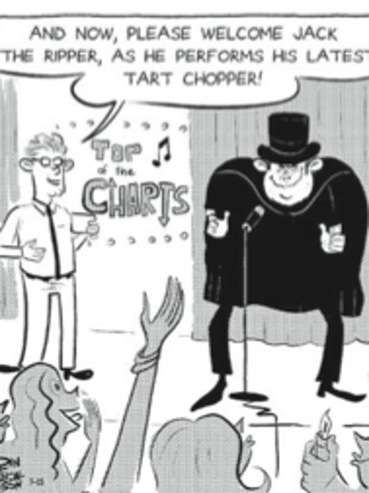 Brevity cartoon