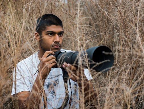Ali Iyoob birding 2