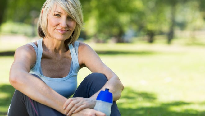 If a summer cold or allergies have you feeling a bit under the weather, exercise can make you feel better.