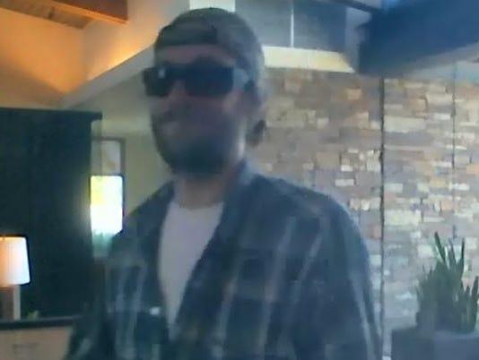 Glendale bank robbery