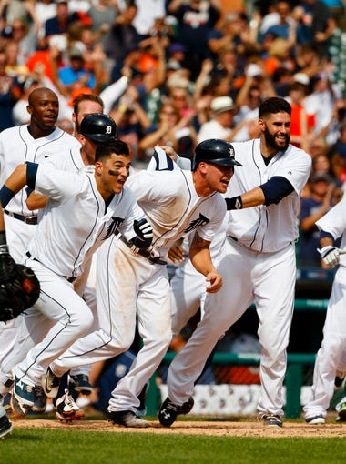 It was an up-and-down 2016 season for the Detroit Tigers, but there were plenty of beautiful, funny and quirky moments. Let's take a look back from beginning to end...