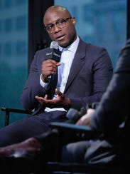 Director Barry Jenkins attends The Build Series Presents