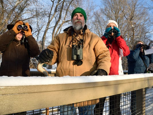 Annual Christmas bird count held in Teaneck