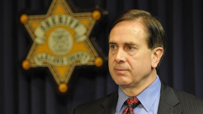 Sheriff Michael Bouchard