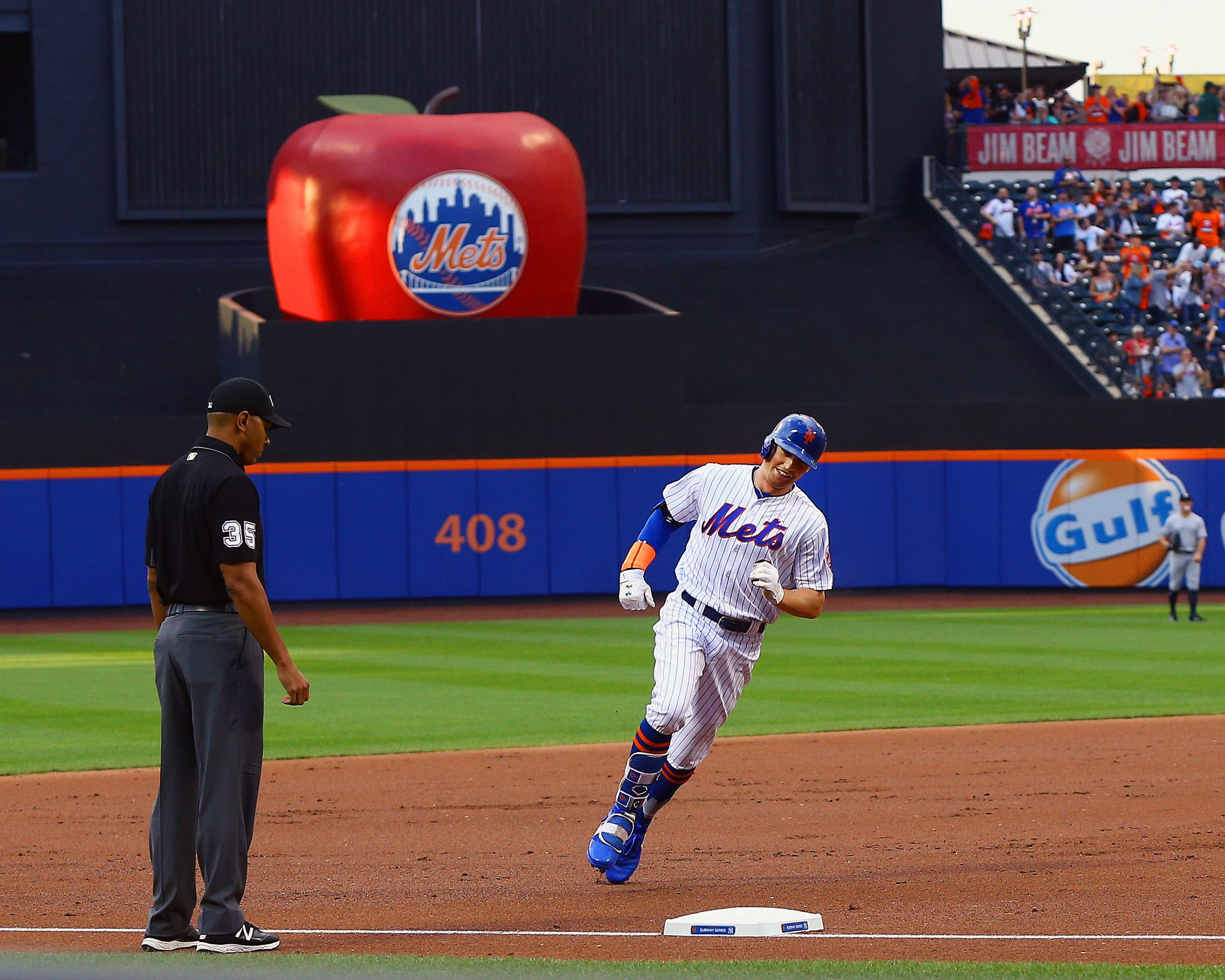 photograph relating to Mets Printable Schedule titled NY Mets 2019 program: Open up at Nationals, stop at Citi