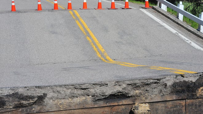City and county officials are making their case to a legislative panel this week for funding for infrastructure projects.