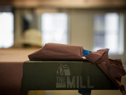 Wilmington's newest coworking space, The Mill at 1007