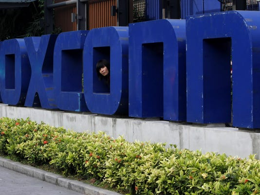Foxconn coming