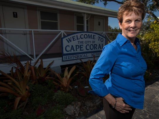Wendy Schroder is the president off the Cape Coral