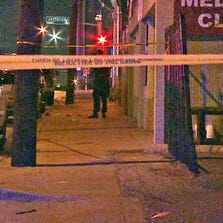 A man was stabbed and killed in a fight outside the Arco Iris nightclub in Dallas on August 30, 2014.