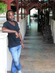 Author Barrett Igoni