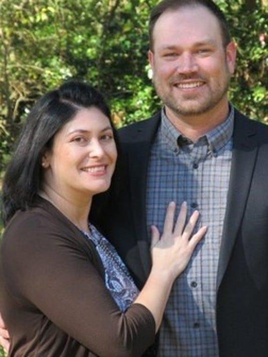 Engagements: Grady Elmore & Monica Bourque