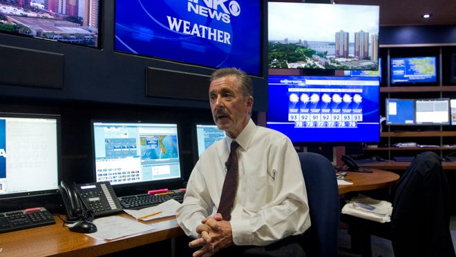 WINK meteorologist Jim Farrell knew Southwest Florida was facing a threat from Hurricane Charley on the morning of Aug. 13, 2004.