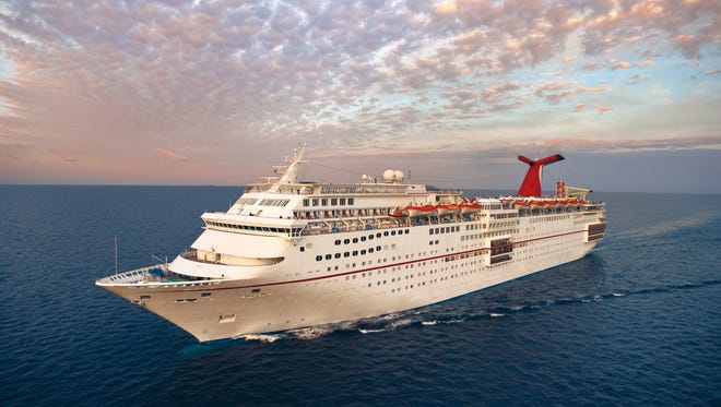 The 2,056-passenger Carnival Fascination will get a makeover in early 2018.