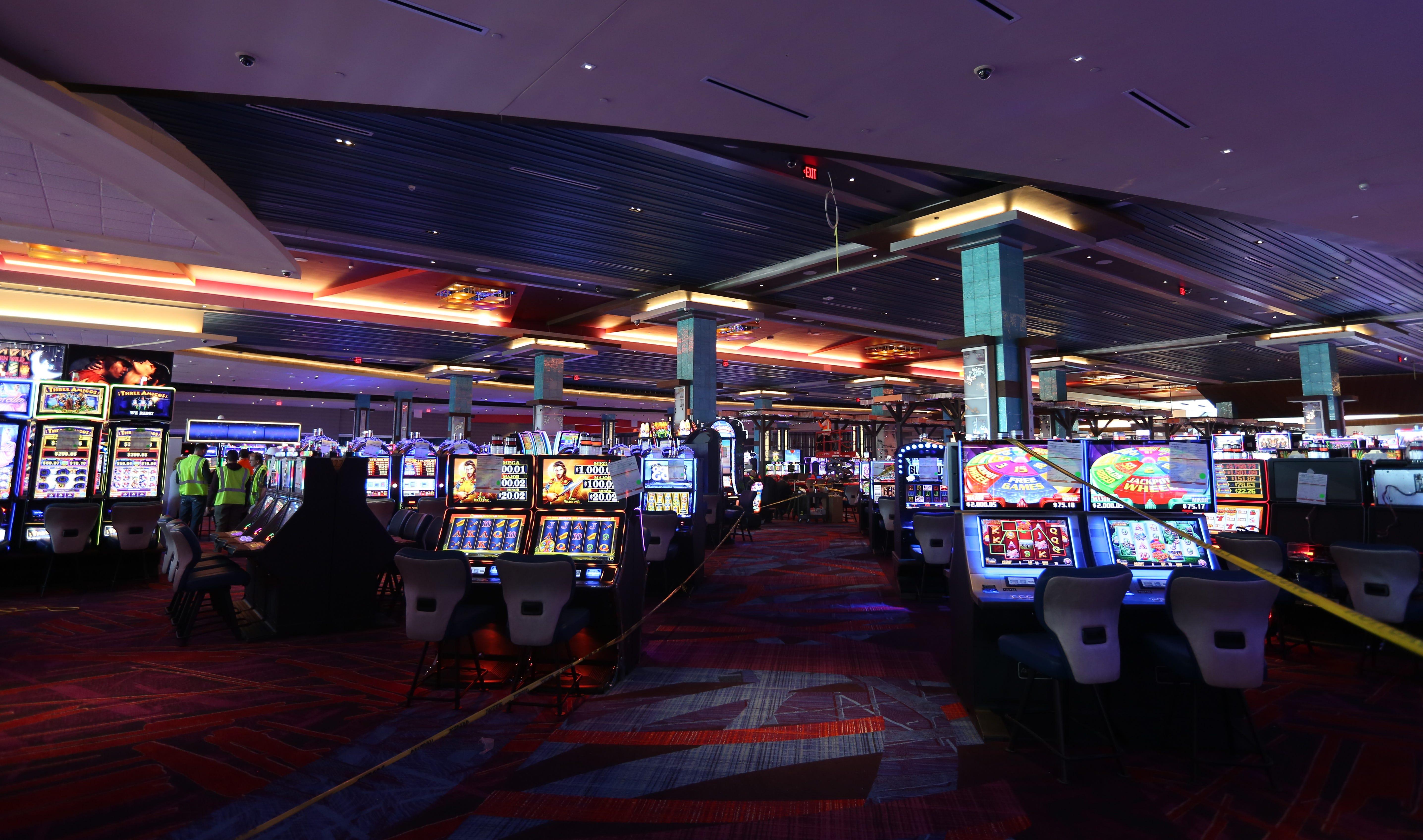 Maryland slot machine payout