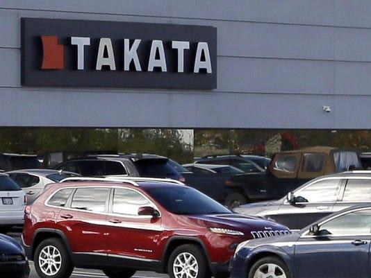 AP TAKATA-TOTAL RECALL F A FILE USA MI