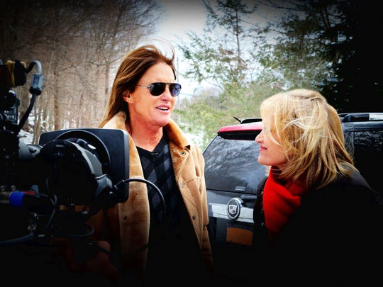 Bruce Jenner discusses his life changes with Diane