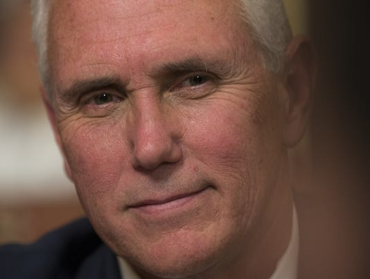 Pence visits Phoenix for tax reform meetings
