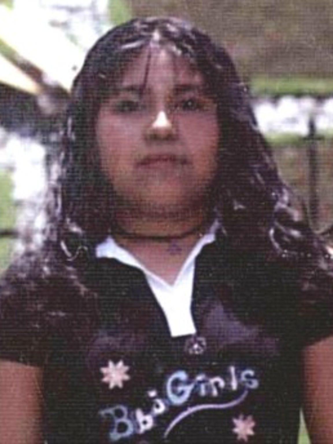 Claudia Gutierrez Cruz was killed while walking from