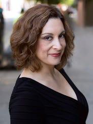 Playwright Marcy Lovitch