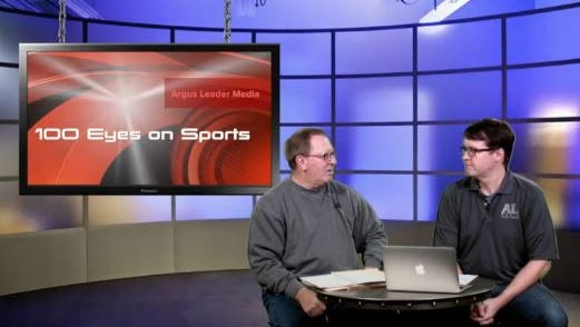 KWSN's Craig Mattick and Argus Leader Media reporter David Nicholson preview football championships on #100Eyes on Sports.