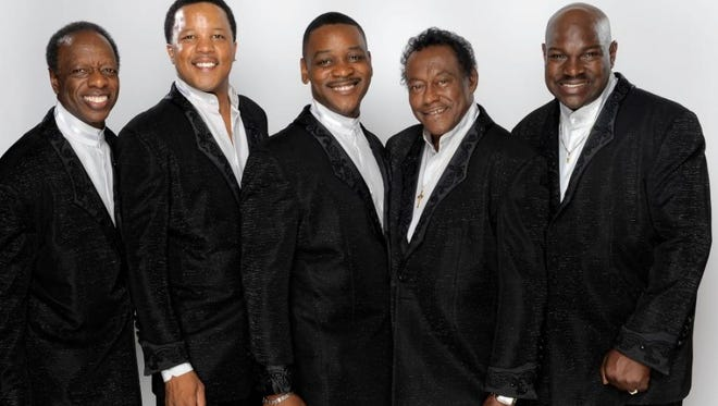 The Spinners will perform at Resorts Casino Hotel Saturday.