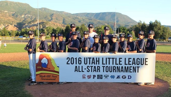 The Snow Canyon Little League baseball All-Stars (U12) will represent Utah in the West Regional Little League World Series in San Bernardino, California, August 7-13.