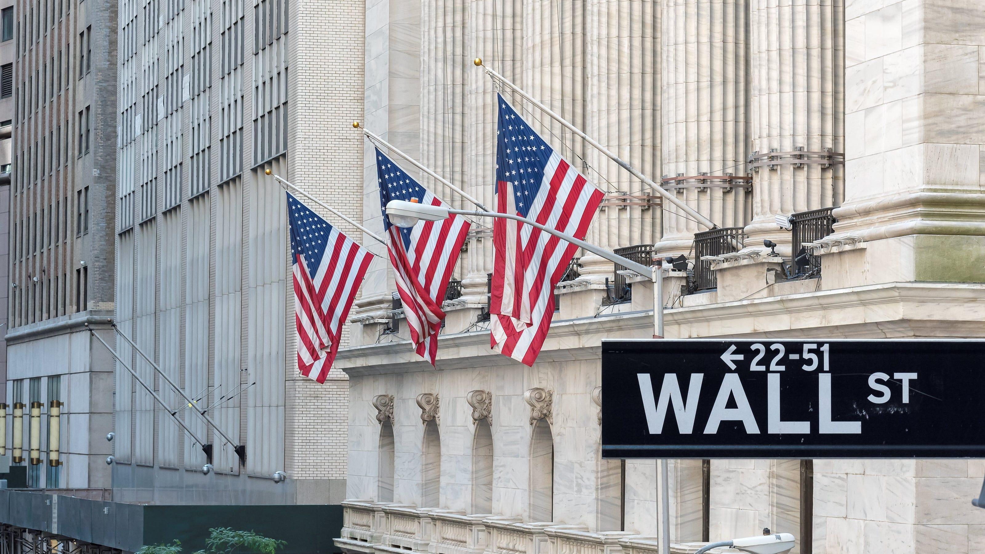 Technology shares sink broader market on Wall Street