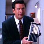"Alec Baldwin has something for the No. 2 salesman in ""Glengarry Glenn Ross."""